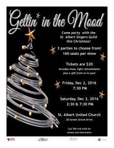 SASG Christmas Concert 2016